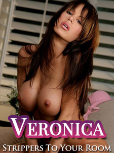 Veronica wants to have fun with you tonight.