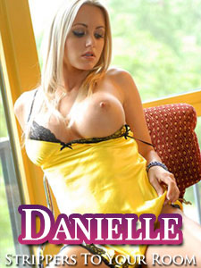 Danielle is ready and waiting for you to call.